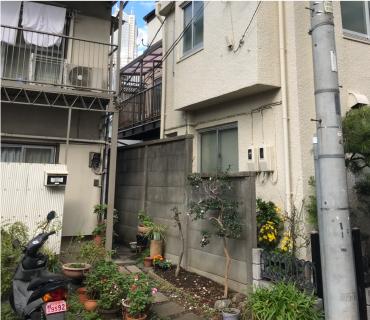 渋谷区一般住宅 石綿含有調査2