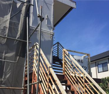 浜松市集合住宅 石綿含有調査