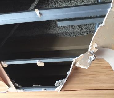 浜松市集合住宅 石綿含有調査2